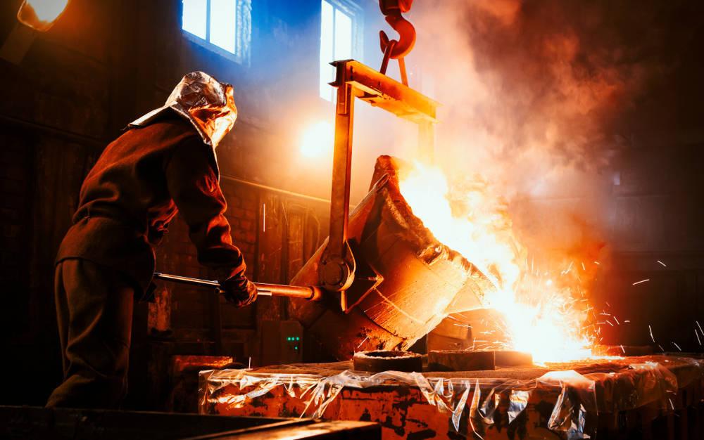 Los sistemas termográficos, un valor elemental para garantizar la seguridad en el sector metalúrgico