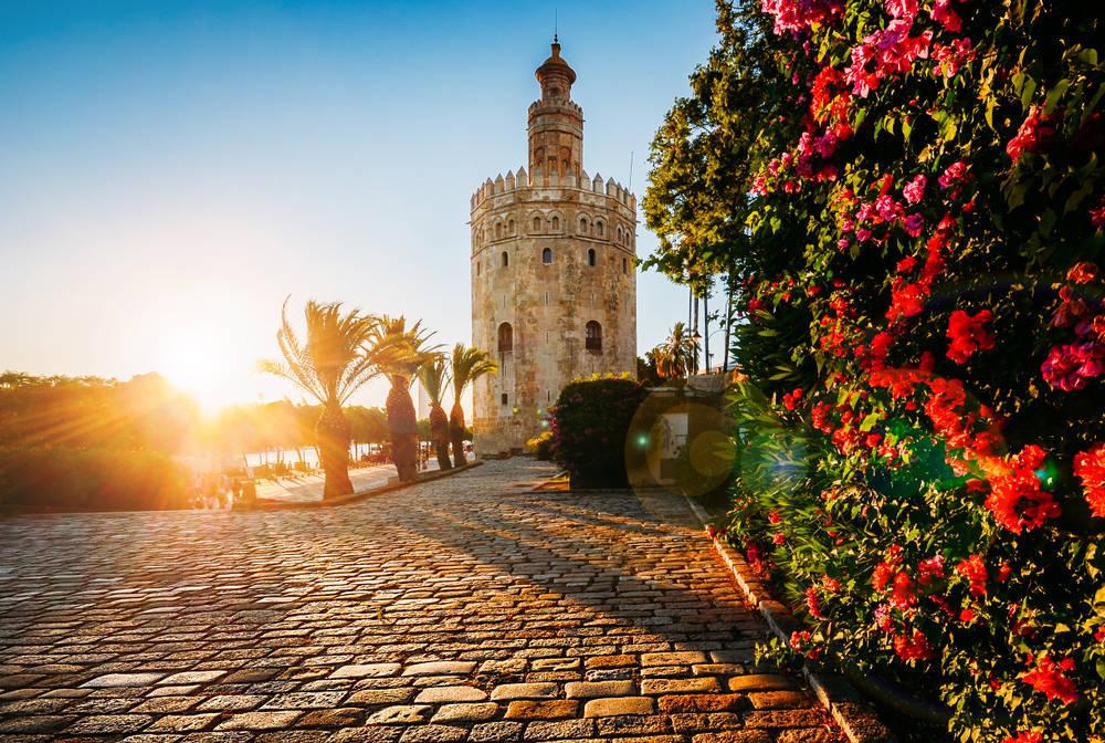Sevilla, tercera ciudad con más turistas de España