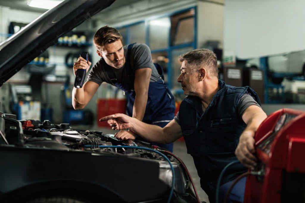 Las excusas de los talleres mecánicos
