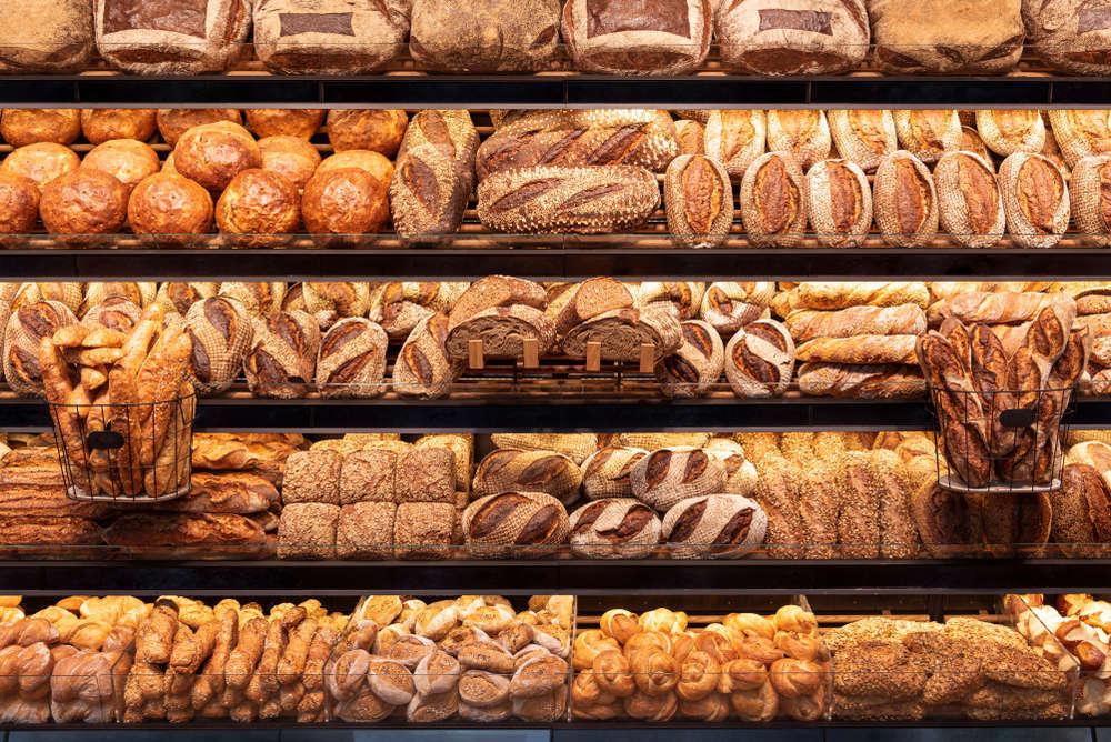 La panadería y la cafeteria, toda una opción